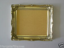 Shabby Chic Silver Ornate 20x16 Picture Frame
