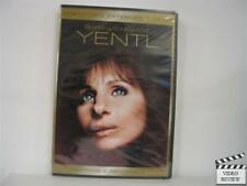 Yentl DVD, 2009, Director's Extended Edition Brand New