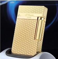 HOT SELL NEW S.T Memorial lighter Bright Sound! golden lighter free shipping