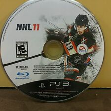 NHL 11 (PS3) USED AND REFURBISHED (DISC ONLY) #10895
