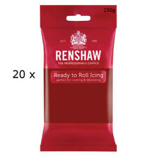 5Kg Renshaw Ready To Roll Colour Cake Icing Fondant Sugarpaste For Decorating