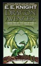 Dragon Avenger: Book Two of the Age of Fire-ExLibrary