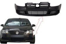 Front Bumper VW Golf MK V 5 03-07 Jetta 05-10 R32 Design Piano Glossy Black