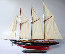 Handcrafted Atlantic Model Boat 39""