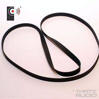 Fits DUAL - Replacement Turntable Belt  CS5000 & CS6000