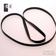 Fits DUAL - Replacement Turntable Belt 1209, 1212, 1218 & CS5000