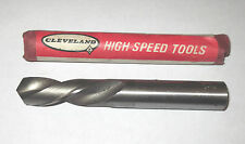 CLEVELAND STUB LENGTH  HSS DRILL LH LEFT HAND CUT  5/8""