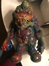 Brute Force Strutter DCON 2017 Grizlli Atom Marbled Sofubi Soft Vinyl Toy Unbox