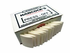 Hancock's Garment / Fabric Marking Press Off Chalk Squares White - Pack of 50