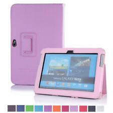Hülle für Samsung Note N8000 10.1 zoll Tablet Tasche Cover Case Schutz Etui Rosa