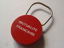 ancien porte clés mutualité française