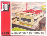 SCARCE UNMADE JOUEF 1014 HO KIT - FRENCH USINE - FACTORY UNIT