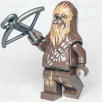 New Star Wars LEGO® Chewbacca Wookiee Warrior Minifigure 75042 75094 75105 75192