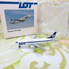 HERPA 501262 - 1:500 - LOT Polish Airlines Boeing 737-400 -OVP- #R10693