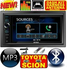 FOR TOYOTA SCION 07-12 BLUETOOTH TOUCHSCREEN USB SD AUX CAR RADIO STEREO PACKAGE