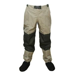 Breathable Stockingfoot Waist High Pant Waders Guide River Pants Wading Trousers