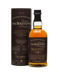 The Balvenie 17 Year Old DoubleWood Scotch Whisky 700mL @ 43% abv