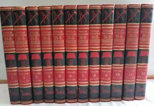 Popular Mechanics Do-It-Yourself Encyclopedia 1955 1st Printing 12 Volume Set