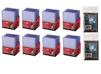 200 Ultra Pro Regular 3 x 4 Toploaders New top loaders + 200 CSP soft sleeves