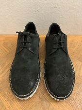 Vittorio Virgili Italian Brown Leather Men lace up Derby shoes like Marsell MA+
