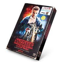 Bluray : Stranger Things Saison 1 Collector Style VHS en Blu-ray et DVD Netflix