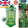 Fly Trap Reusable Hanging Folding Trap Catcher Flytrap Effect Pest Control UK