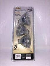 Utilitech LED 35w/5w 3-Bulbs- Warm White