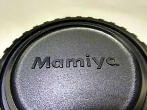 Mamiya M645 645 Rear Lens Cap (Sold Separately) for 80mm f2.8 Sekor C Genuine