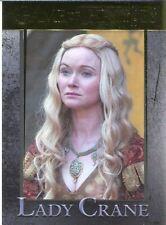 Game Of Thrones Season 6 Gold Base Card #95 Lady Crane