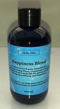 Happiness Massage Bath Oil Aromatherapy Blend 100ml May Chang Ylang Grapefruit