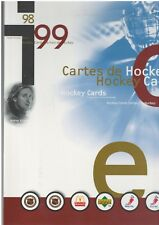 McDONALD'S 1998-99 WAYNE GRETZKY FACTORY SET HOCKEY CARDS WITH ALBUM 51 CARD SET