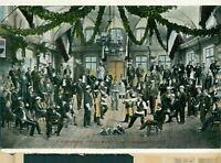 Ansichtskarte Heidelberg Mensur Riesengasse  (Nr.9200) Studentika