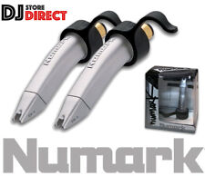 2X Numark CS-1 Professional DJ Replacement Cartridge Stylus Pro Scratch Needle