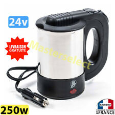 Bouilloire à eau électrique pour camion 24v chauffe pour café chaud