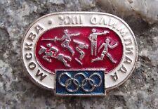 1980 Moscow Russian Summer Olympic Games Modern Pentathlon Event Pin Badge
