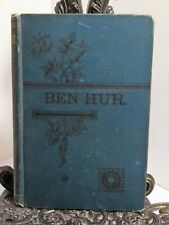 Ben Hur Or The Days Of The Messiah Lew Wallace Early Canadian Edition Title Diff