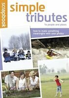 Scrapbook Tributes DVD (2007)  New