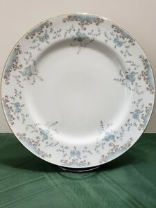 "Imperial China ""Seville"" Dinner Plate by W. Dalton 5303 made in Japan."