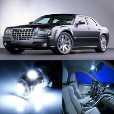 16×Bright White LED Interior Light Package Kit for Chrysler 300/300C 2005-2010
