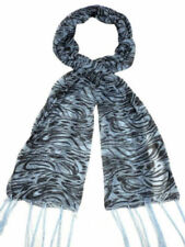 Pailletten Damen-Schals & -Tücher aus Polyester mit Blumenmuster