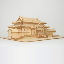 KIGUMI Ki-gu-mi Wooden Art - Shurijo Castle
