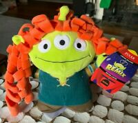 Disney Store REMIX Alien BRAVE Merida Stuffed Plush Doll NEW SOLD OUT Limited Ed