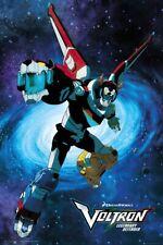 Voltron: Legendary Defender - Tv Show / Comic Poster / Print (Space)