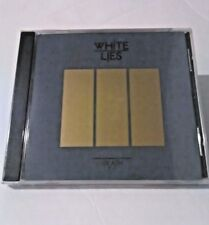 White Lies Death E.P. CD Crystal Castles Remix Oct-2008, Geffen