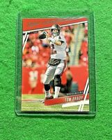 TOM BRADY FOOTBALL CARD JERSEY #12 TAMPA BAY BUCCANEERS 2020 PRESTIGE FOOTBALL