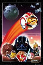 Angry Birds Star Wars : Collage - Maxi Poster 61cm x 91.5cm new and sealed