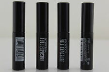 Smashbox Full Exposure Mascara, Jet Black, 4 ml x 4