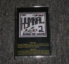 Gary De Haan~The Hymnal 2~Christian Gospel~Cassette Tape~SEALED/NEW~FAST SHIP