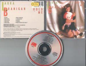 Laura Branigan  CD  HOLD ME  ©  1985  Atlantic  /  MINT    ,, Spanish Eddie ''