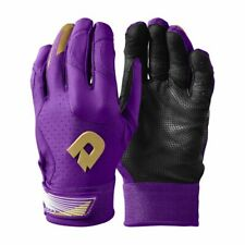 DeMarini CF Batting Gloves WTD6114 - Purple - Large